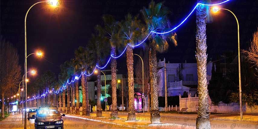 Manguera luminosa - Manguera luces navidad ...